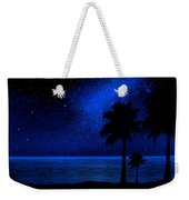 Tropical Beach Wall Mural Weekender Tote Bag