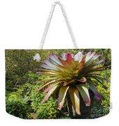 Tropical Bromeliad Weekender Tote Bag