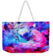 Tropical Coral Reef Weekender Tote Bag