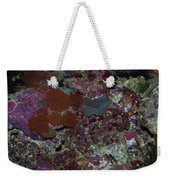 Tropical Coral Weekender Tote Bag