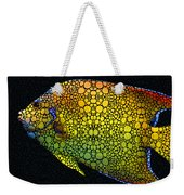 Tropical Fish 12 - Abstract Art By Sharon Cummings Weekender Tote Bag