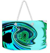Tropical Fish Abstract Weekender Tote Bag