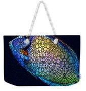 Tropical Fish Art 6 - Painting By Sharon Cummings Weekender Tote Bag