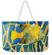 Tropical Fish Art Print Weekender Tote Bag
