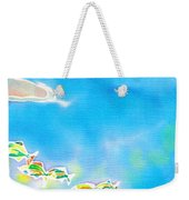 Tropical Fishes Weekender Tote Bag