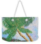 Tropical Flair Weekender Tote Bag