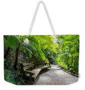 Tropical Garden Weekender Tote Bag