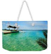 Tropical Getaway Weekender Tote Bag