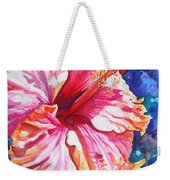 Tropical Hibiscus 4 Weekender Tote Bag
