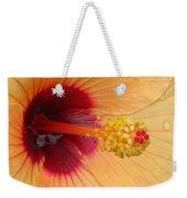 Tropical Hibiscus - Aruba Wind 01 Weekender Tote Bag