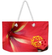 Tropical Hibiscus - Starry Wind 04 Weekender Tote Bag
