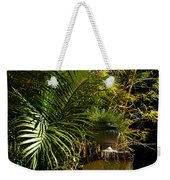 Tropical Invitation Weekender Tote Bag