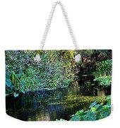 Tropical Weekender Tote Bag by Kristin Elmquist
