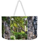 Tropical Light Weekender Tote Bag