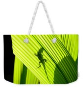 Tropical Living Weekender Tote Bag