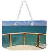 Tropical Lookout Weekender Tote Bag