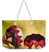 Tropical Mangosteen Weekender Tote Bag