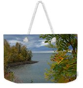 Tropical Mountain Ash Weekender Tote Bag