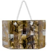 Tropical Panel Number One Weekender Tote Bag