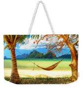 Tropical Peace Weekender Tote Bag