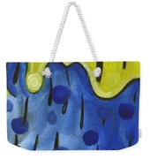 Tropical Rain Weekender Tote Bag