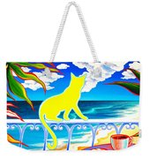 Sea Breeze And Coffee Weekender Tote Bag