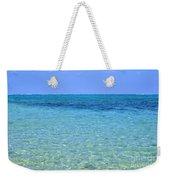 Tropical Seascape Weekender Tote Bag