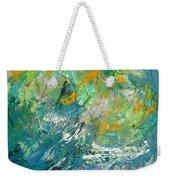 Tropical Storm Weekender Tote Bag