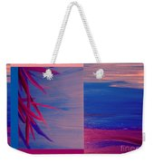 Tropical Sunrise By Jrr Weekender Tote Bag by First Star Art