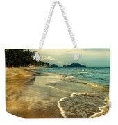 Tropical Waves Weekender Tote Bag