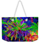 Tropicals Gone Wild Weekender Tote Bag