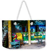 Tropics In Ok Weekender Tote Bag