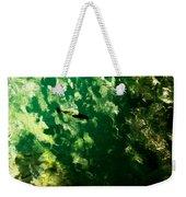 Trout In Emerald Weekender Tote Bag