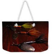 Trout Temptation Weekender Tote Bag