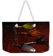 Trout Temptation Weekender Tote Bag