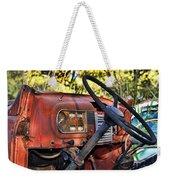 Truck Dash Weekender Tote Bag