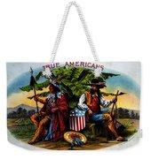 True Americans Weekender Tote Bag