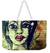 True Beauty Is Soul-deep Weekender Tote Bag