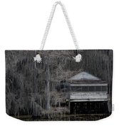 True Blood Stilt House Weekender Tote Bag
