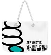 True Way Weekender Tote Bag