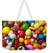 Truffle And Candy Weekender Tote Bag