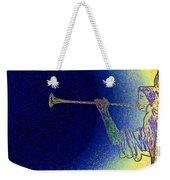 Trumpet Moon Weekender Tote Bag