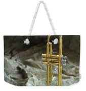 Trumpet N Canvas Weekender Tote Bag