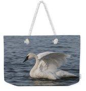 Trumpeter Swan - Profile Weekender Tote Bag