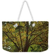 Trunk Of Life Weekender Tote Bag