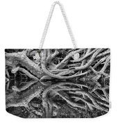 Trunks On The River Bank Weekender Tote Bag