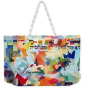 Trust In Hashem With All Of Your Heart Weekender Tote Bag