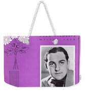Trust In Me Weekender Tote Bag