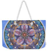 Truth Mandala Weekender Tote Bag