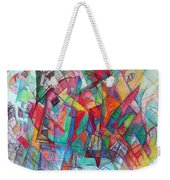 Try To See Me At Face Value 1 Weekender Tote Bag